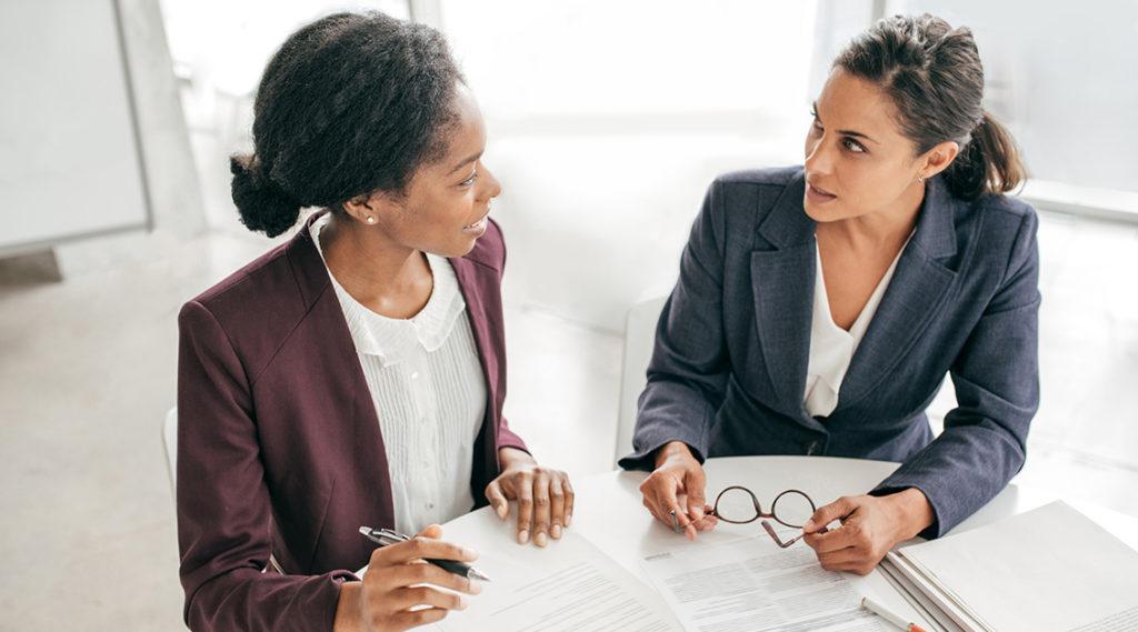 Financial services client